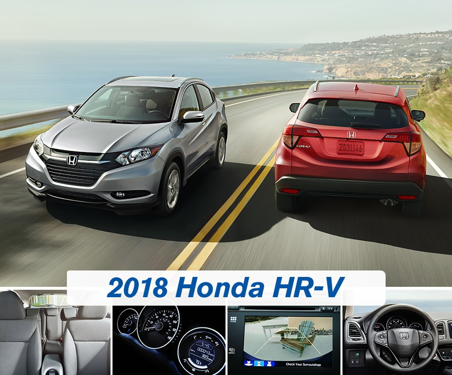 New 2018 honda hr v in manchester nh 03103 autofair for Autofair honda manchester