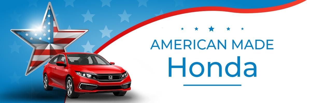 Where Is Honda Made >> American Made Honda Vehicles For Sale In Nh Autofair Honda