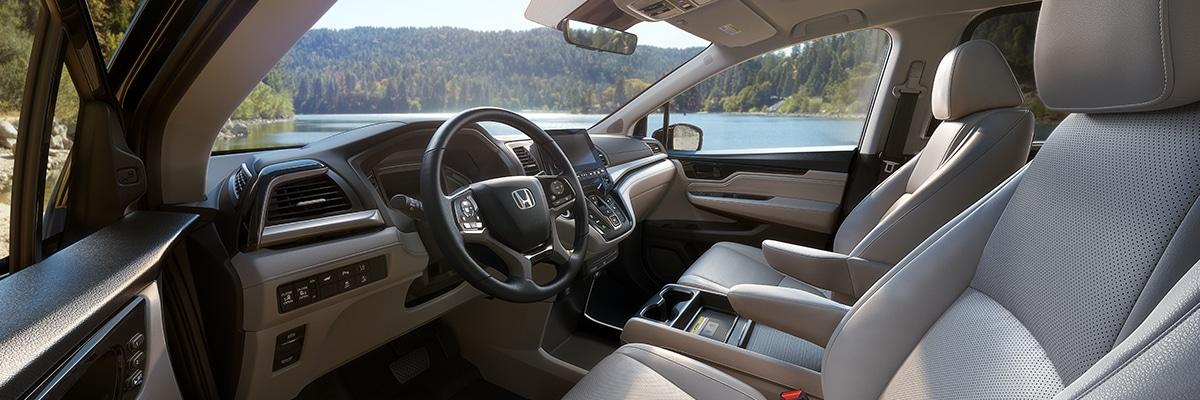 2019 Honda Odyssey Minivan in Manchester, NH at AutoFair Honda