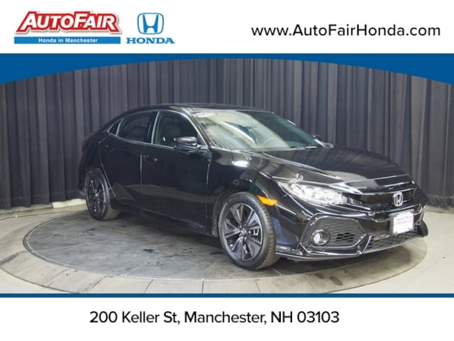 2019 Honda Civic EX Hatchback In Manchester, NH