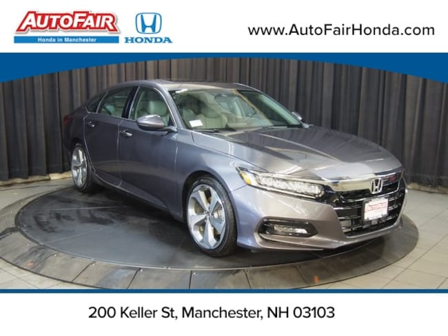 2019 Honda Accord Sport 2.0T Sedan In Manchester, NH