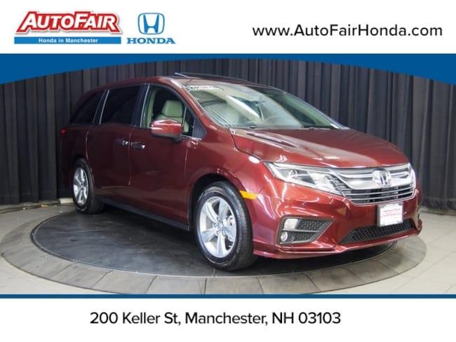2019 Honda Odyssey EX-L w/Navigation Minivan/Van