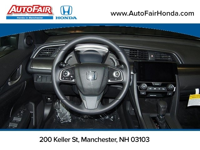 New 2019 Honda Civic EX For Sale in Manchester NH | #HM191104