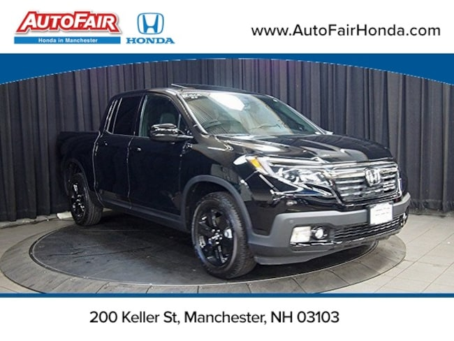2019 Honda Ridgeline Black Edition Truck In Manchester, NH