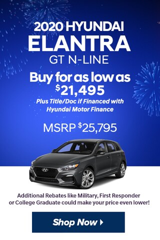 2020 Hyundai Elantra GT N-Line