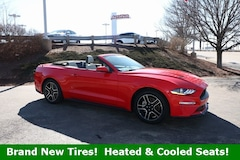 2019 Ford Mustang Ecoboost Premium Convertible in Manchester, NH