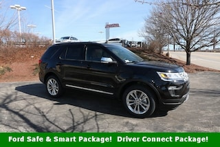 2019 Ford Explorer XLT SUV in Manchester, NH