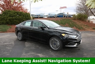 2018 Ford Fusion SE Sedan in Manchester, NH