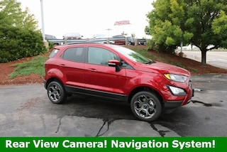 2018 Ford EcoSport SES SUV in Manchester, NH
