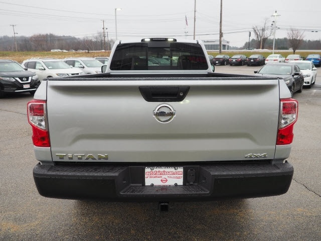 New 2019 Nissan Titan S For Sale in Manchester NH | M90097