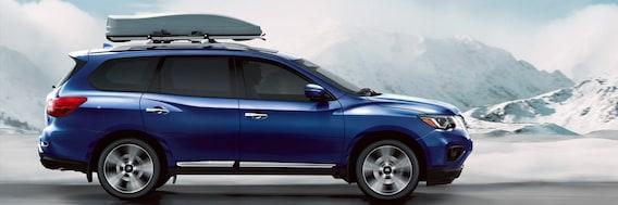 Nissan Pathfinder Lease >> 2019 Nissan Pathfinder For Sale Or Lease Autofair Nissan