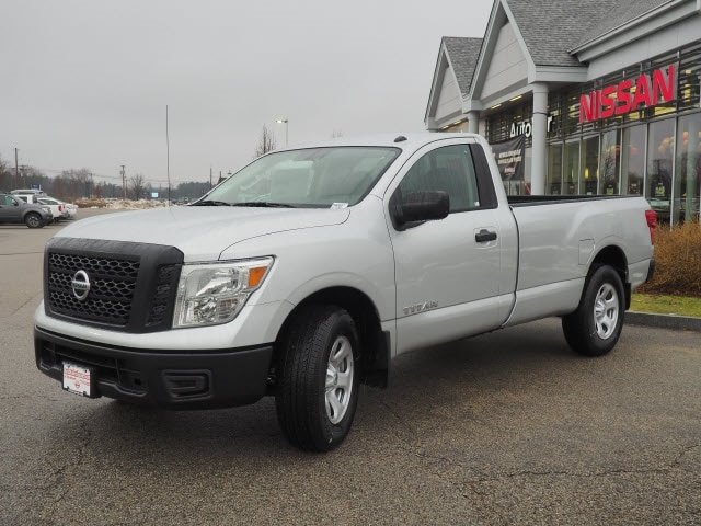 New 2019 Nissan Titan S For Sale in Manchester NH   M90097
