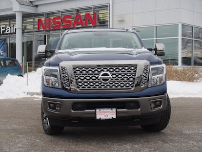 New 2019 Nissan Titan XD Platinum Reserve Diesel For Sale in Manchester NH  | NS190249