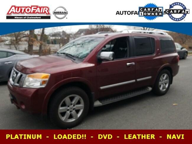 2011 Nissan Armada Platinum SUV DYNAMIC_PREF_LABEL_AUTO_USED_DETAILS_INVENTORY_DETAIL1_ALTATTRIBUTEAFTER