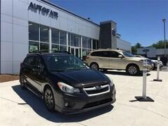 2012 Subaru Impreza 2.0i Sport Premium 5dr (CVT) Sedan