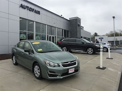 2016 Subaru Impreza 2.0i 4dr Sedan