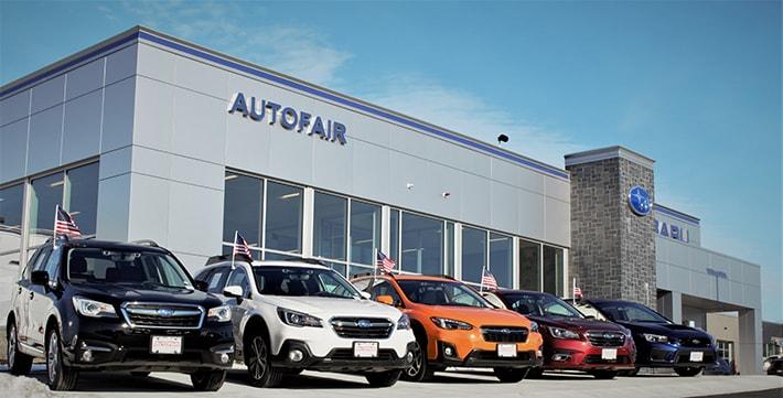 Subaru Dealer Haverhill MA | AutoFair Subaru of Haverhill MA
