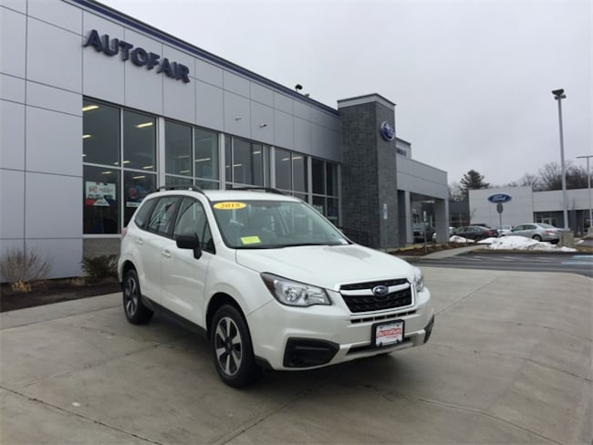 2018 Subaru Forester 2.5i SUV DYNAMIC_PREF_LABEL_AUTO_USED_DETAILS_INVENTORY_DETAIL1_ALTATTRIBUTEAFTER