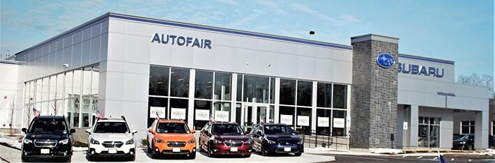 AutoFair Subaru: A Haverhill, MA Subaru Dealer