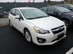 2013 Subaru Impreza 2.0i Premium 5dr (CVT) Hatchback