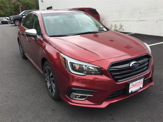New 2019 Subaru Legacy 2.5i Sport Sedan in Bangor