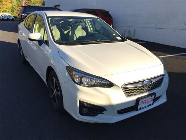 New 2019 Subaru Impreza 2.0i Premium Sedan in Bangor
