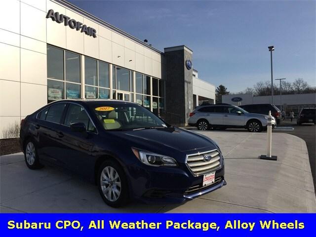 2017 Subaru Legacy 2.5i Premium Sedan