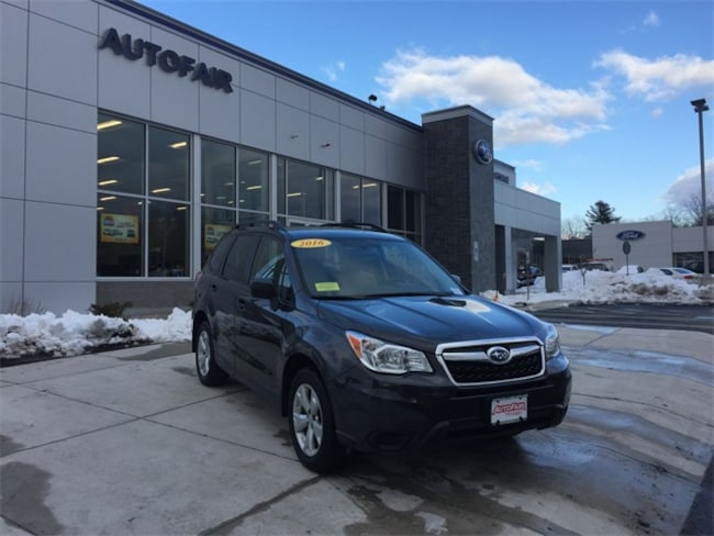 2016 Subaru Forester 2.5i SUV in Haverhill, MA