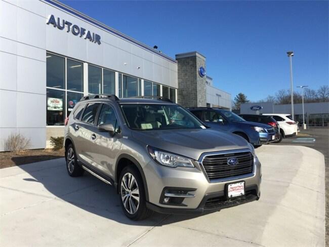 New 2019 Subaru Ascent Limited 7-Passenger SUV in Bangor