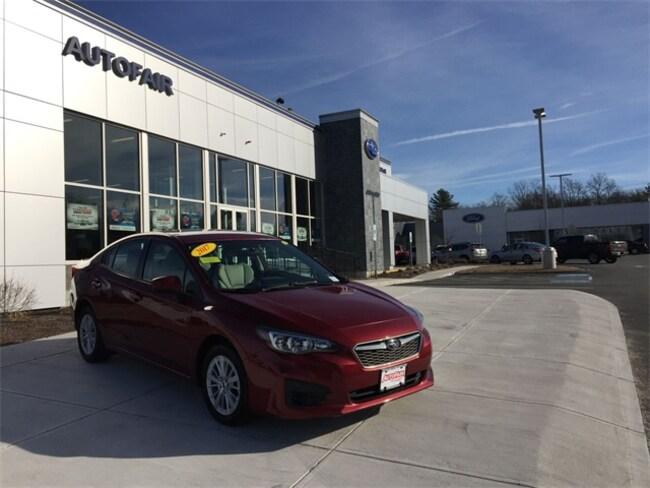 2017 Subaru Impreza 2.0i Premium Sedan in Haverhill, MA