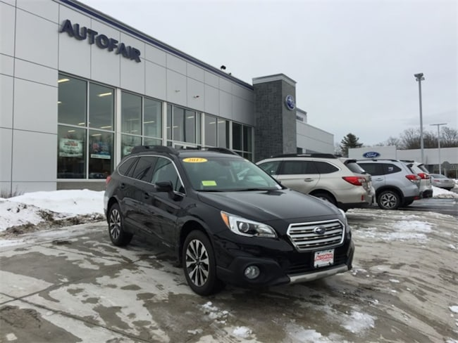 2017 Subaru Outback 2.5i Limited with SUV DYNAMIC_PREF_LABEL_AUTO_USED_DETAILS_INVENTORY_DETAIL1_ALTATTRIBUTEAFTER