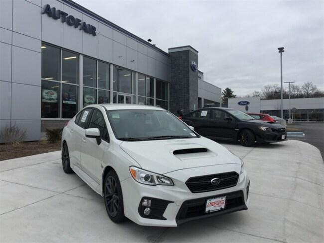 New 2019 Subaru WRX Premium Sedan in Haverhill, MA