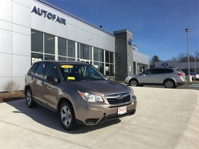 2016 Subaru Forester 2.5i SUV DYNAMIC_PREF_LABEL_AUTO_USED_DETAILS_INVENTORY_DETAIL1_ALTATTRIBUTEAFTER