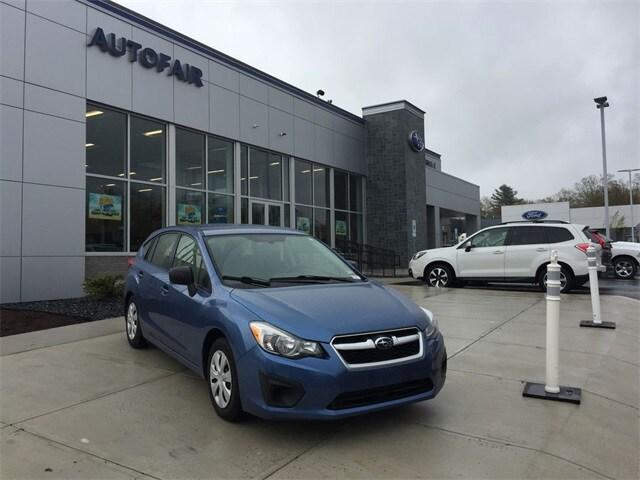 2014 Subaru Impreza 2.0i 5dr (M5) Sedan