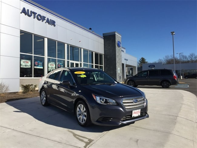2017 Subaru Legacy 2.5i Premium Sedan in Haverhill, MA