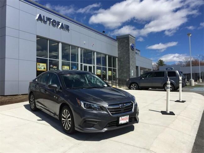 New 2019 Subaru Legacy 2.5i Premium Sedan in Haverhill, MA
