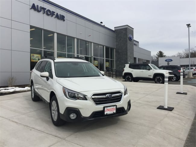 New 2019 Subaru Outback 2.5i Premium SUV in Haverhill, MA