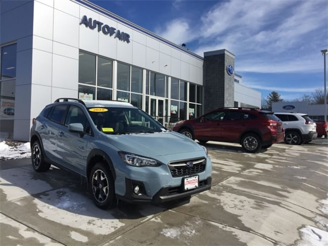 2018 Subaru Crosstrek 2.0i Premium with SUV in Haverhill, MA
