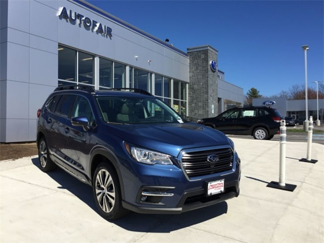 New 2019 Subaru Ascent Limited 7-Passenger SUV in Haverhill, MA