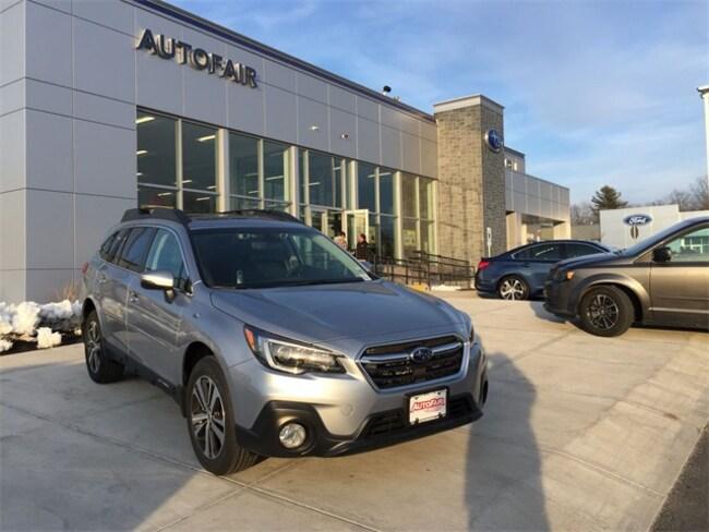 New 2019 Subaru Outback 3.6R Limited SUV in Haverhill, MA