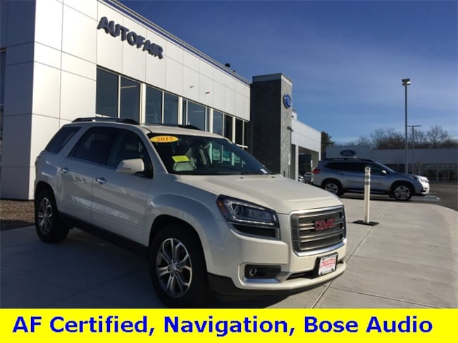 2015 GMC Acadia SLT-1 SUV DYNAMIC_PREF_LABEL_AUTO_USED_DETAILS_INVENTORY_DETAIL1_ALTATTRIBUTEAFTER