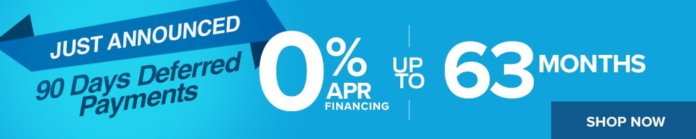 0% APR up to 63 months