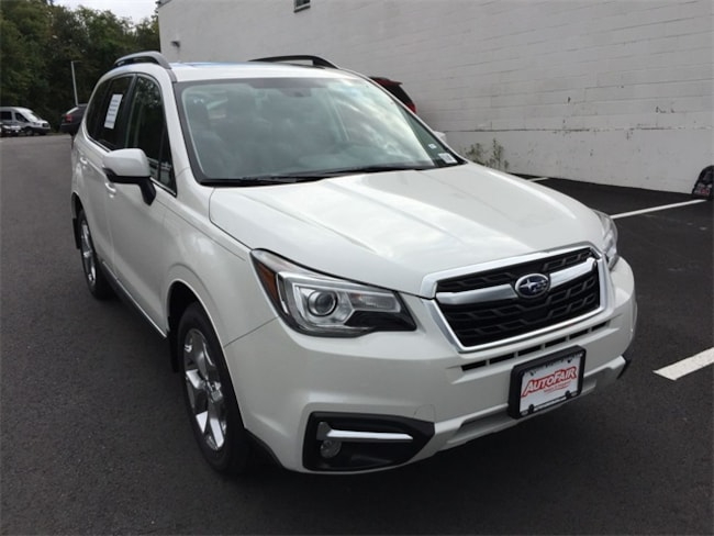 New 2018 Subaru Forester 2.5i Touring with Eyesight + Nav + Starlink SUV in Bangor