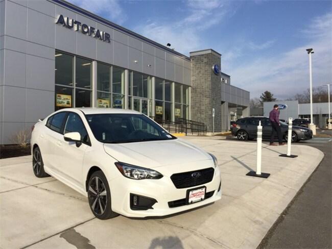 New 2019 Subaru Impreza 2.0i Sport Sedan in Haverhill, MA