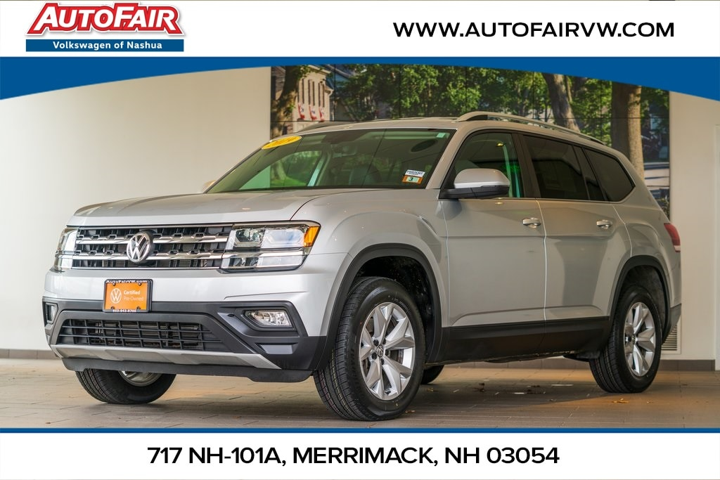 Used Volkswagen Atlas Merrimack Nh