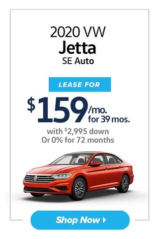 2020 Volkswagen Jetta 1.4T SE Automatic