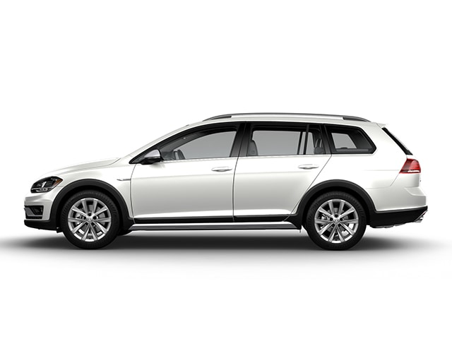 2018 Golf Alltrack S Automatic