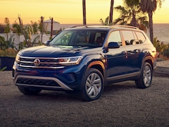 2021 Volkswagen Atlas 3.6L V6 SE w/Technology 4motion 2021.5 SUV