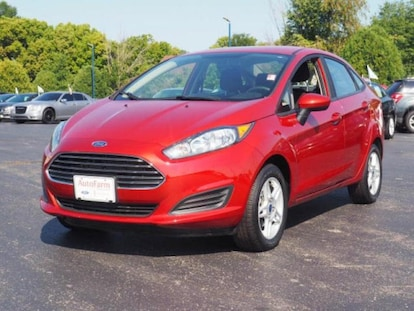 Used 2018 Ford Fiesta For Sale at AutoFarm Lincoln   VIN