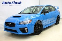 Used 2016 Subaru WRX STi 305HP *Hikari-Edition *Toit/Roof *Camera Sedan near Montreal